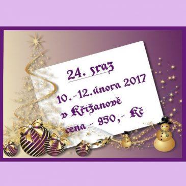 24. sraz – O vánocích není důležité jak je trávíš, ale s kým je trávíš